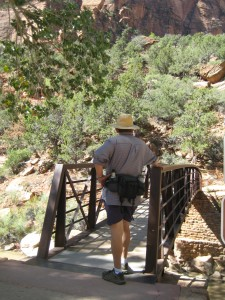 Bridge to Kayenta Trail