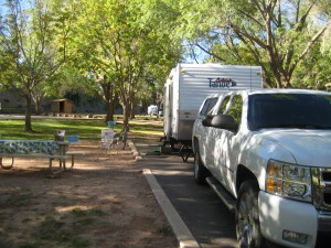 Fruita Campground, Capitol Reef National Park