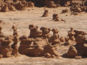 Goblin Valley Closeup