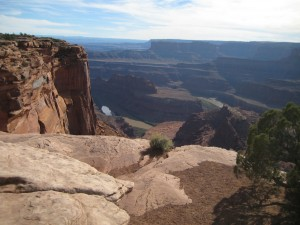 Views of the canyon