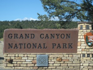 East Entrance to Grand Canyon National Park