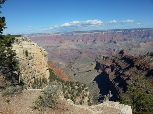 Grand Canyon at the South Rim