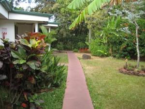 Path at Hotel La Rosa De America, Alajuela, Costa Rica
