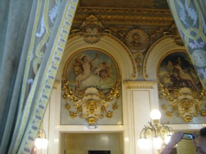 Wall Murals at National Theater