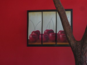 Art at Bon Appetit Restaurant