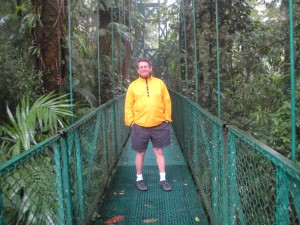 Bill in the Rain Forest