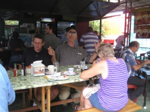 Lunch at the Soda, La Fortuna