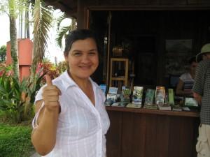 Mom, Hotel Rancho Cerro Azul