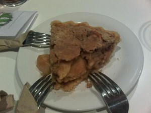 Apple Pie Organic Natural Delicious