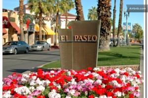 El Paseo Blvd. Palm Desert