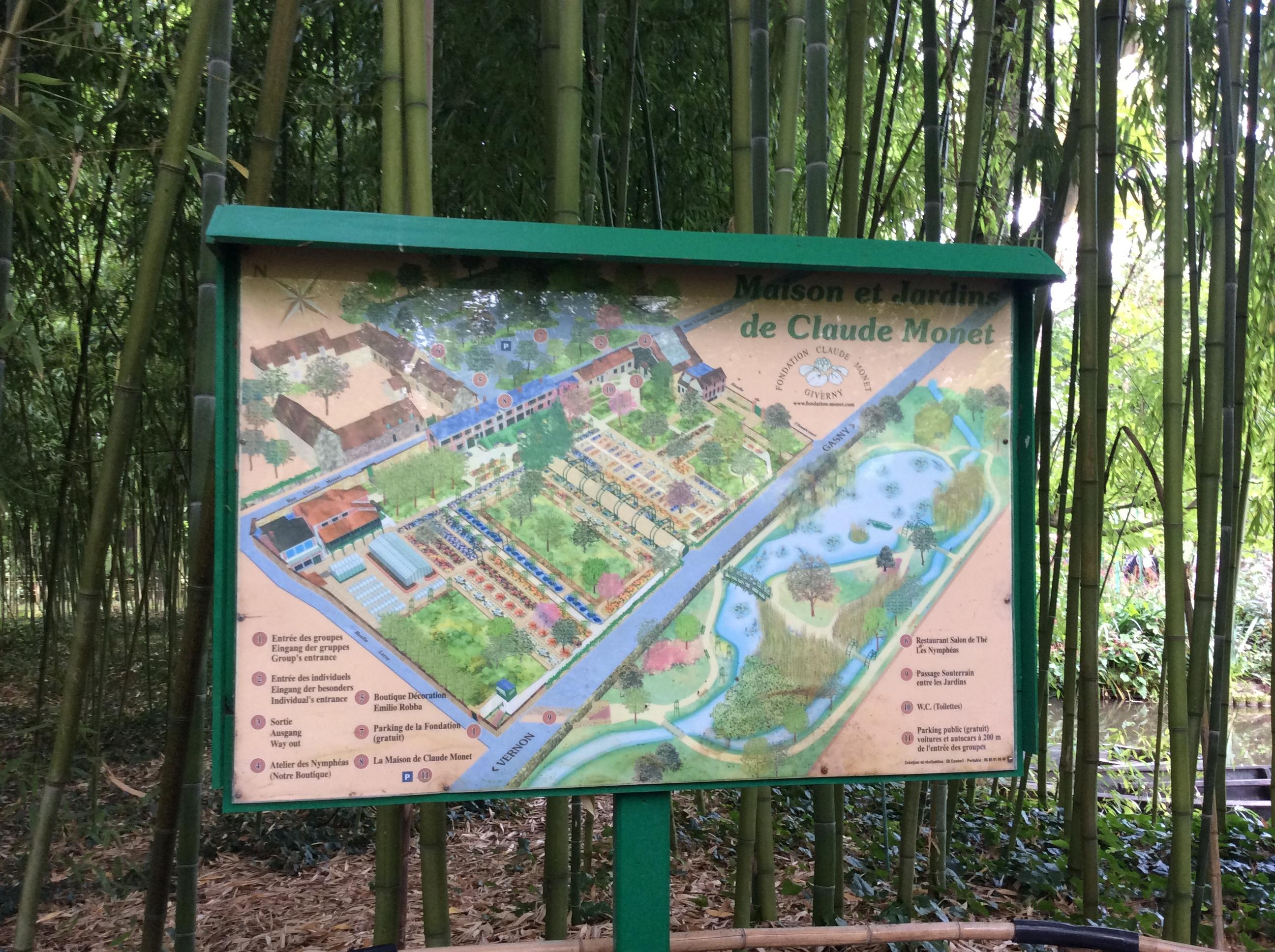 Maison Et Jardins De Claude Monet Travelwithconnie
